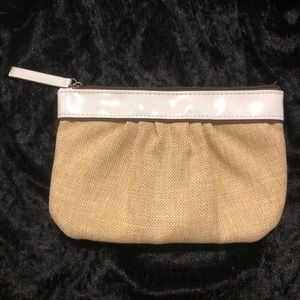 🍁5 for $20🍁Mary Kay canvas mini cosmetic bag
